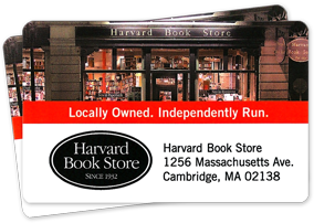 Gift Cards - Gift Cards & Goods - Harvard Book Store
