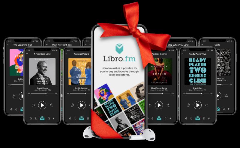 Gift audiobooks