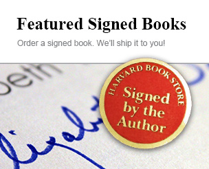 Featured Signed Books
