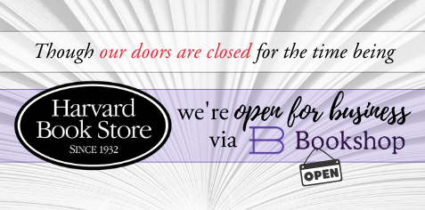 Though our doors are closed for the time being we are open for business on Bookshop