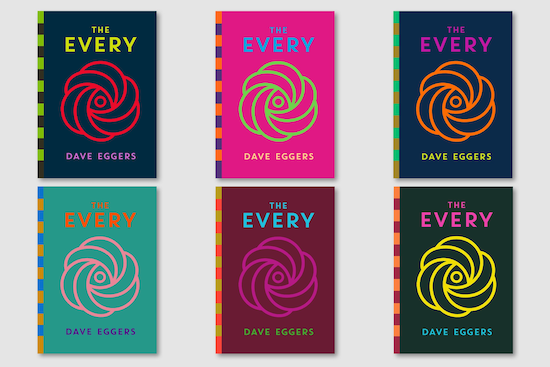 some Every cover color variations