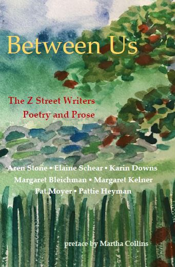 Between Us by The Z Street Writers