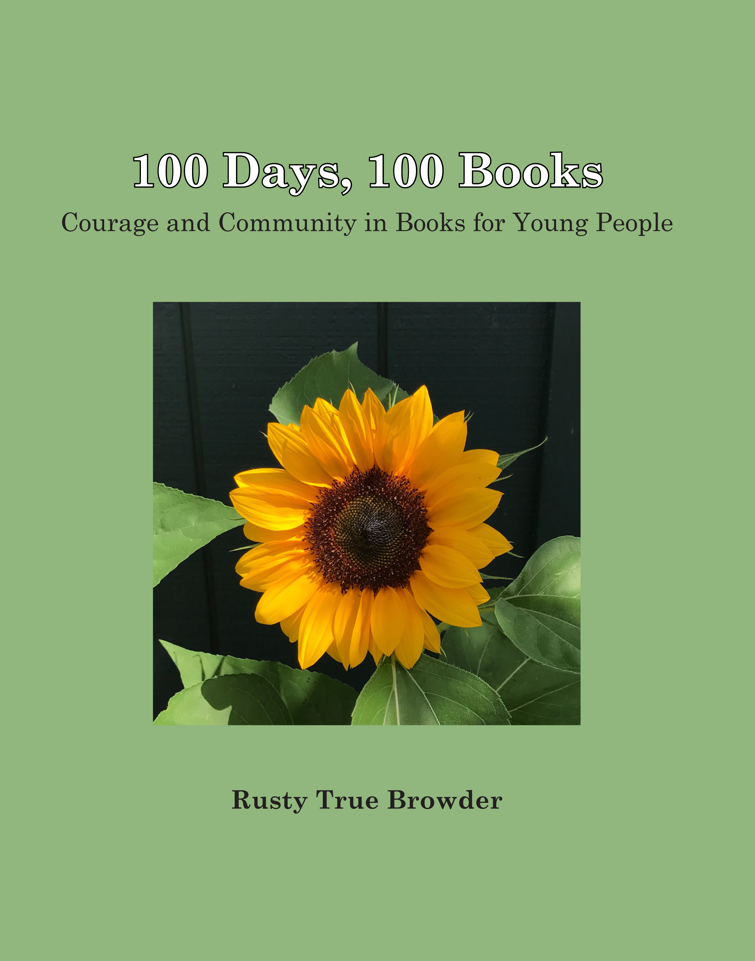 100 Days, 100 Books