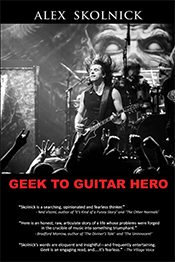 Geek to Guitar Hero