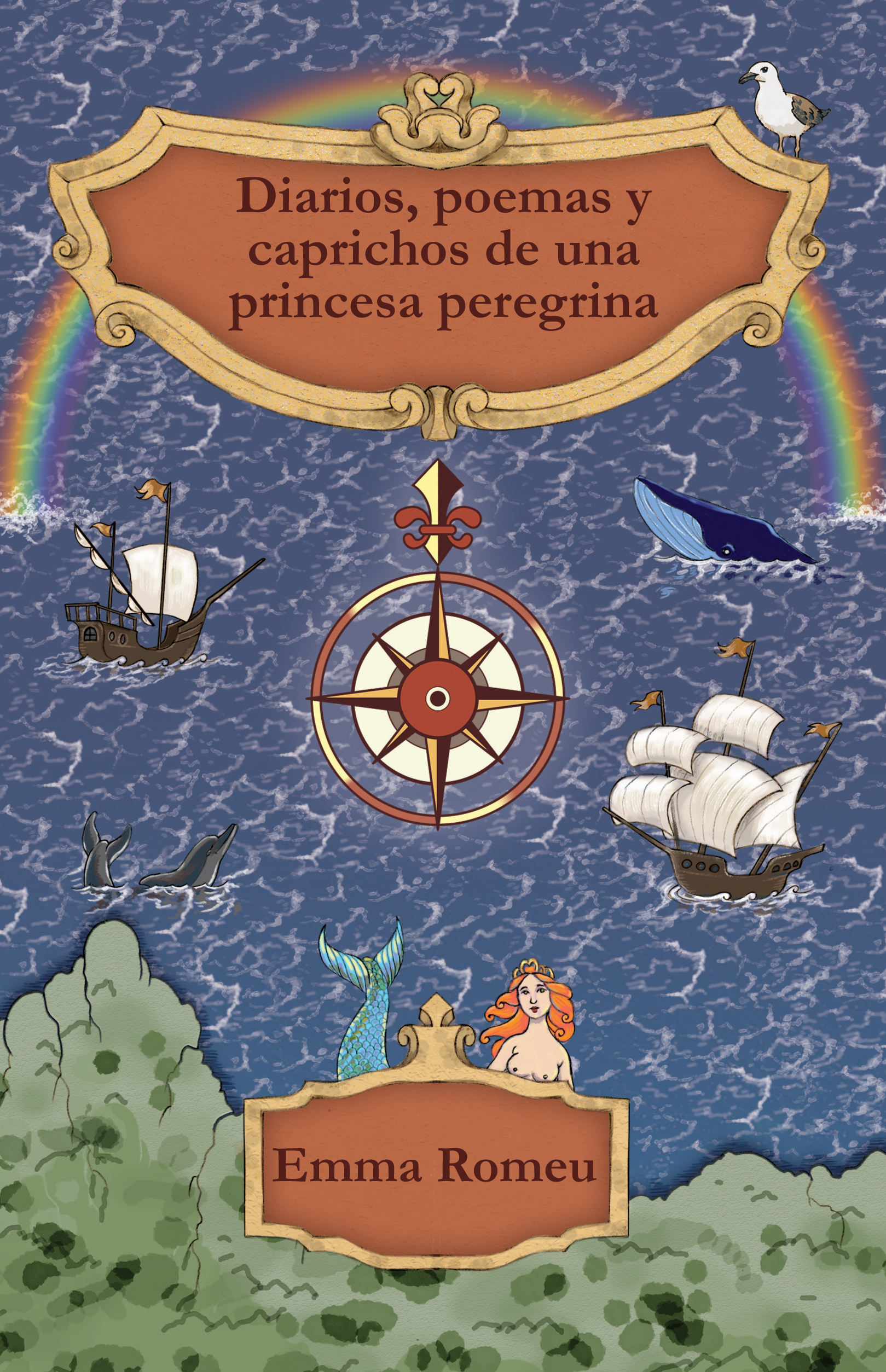 Diarios, poemas y caprichos de una princesa peregrina