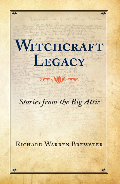 Witchcraft Legacy: Stories from the Big Attic
