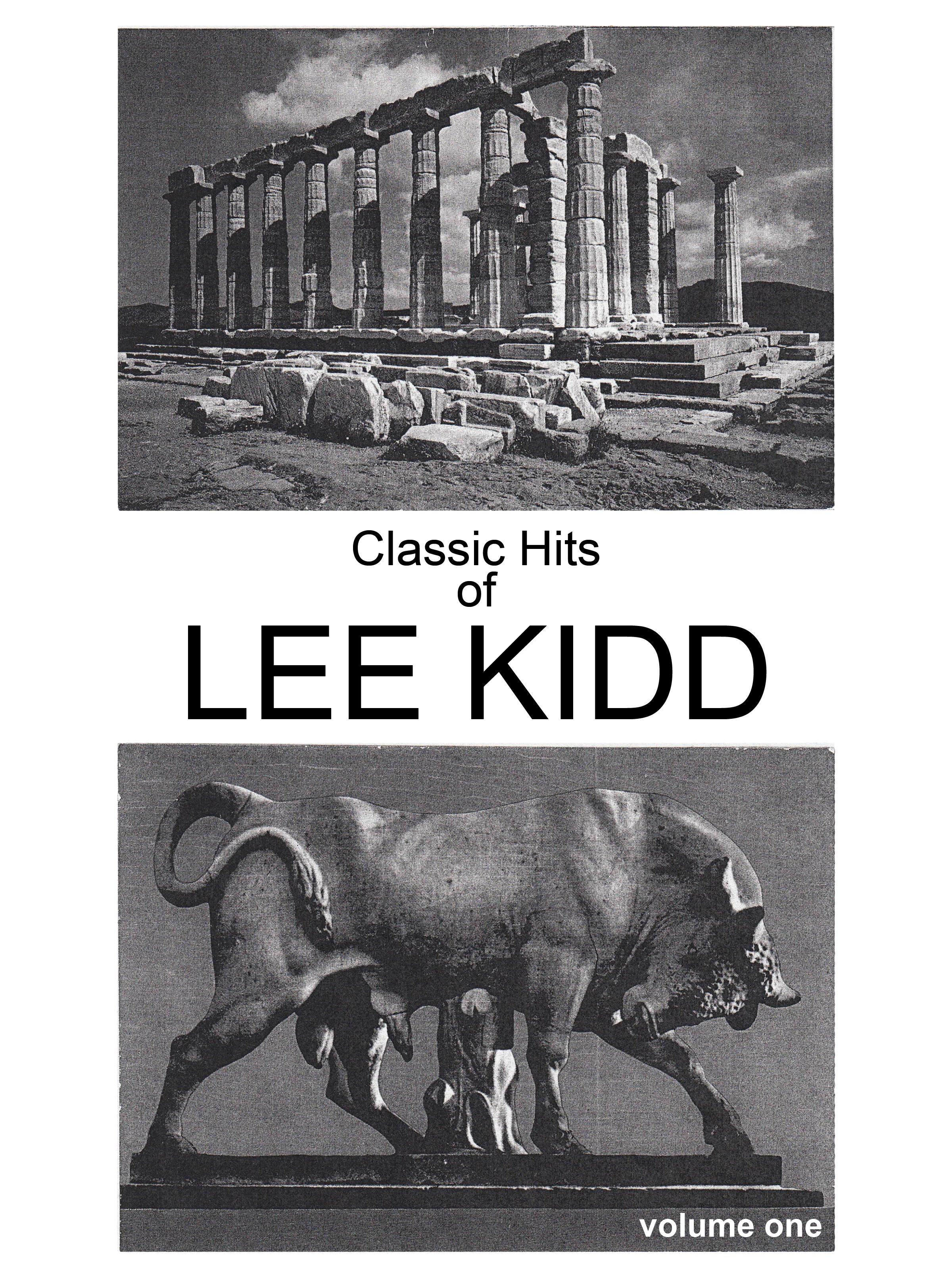Classic Hits of Lee Kidd, volume one
