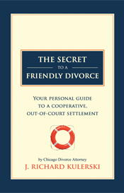 The Secret to a Friendly Divorce