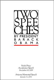 Two Speeches