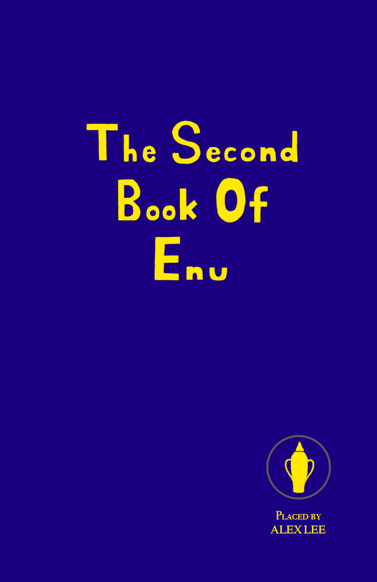 The Second Book of Enu