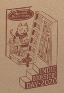 Cat Reading Log for Independent Bookstore Day 2020