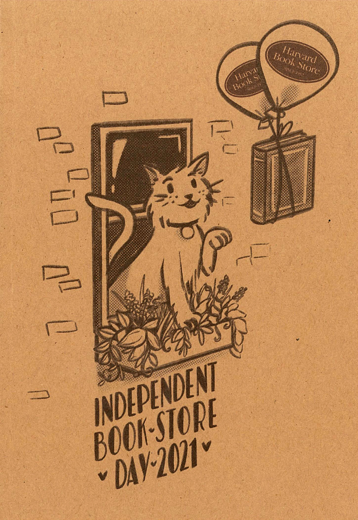 Lined Journal for Independent Book Store Day 2021