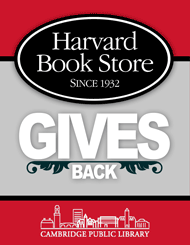 Harvard Book Store Gives Back: Cambridge Public Library Literacy Project