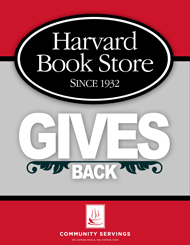 Harvard Book Store Gives Back: Community Servings
