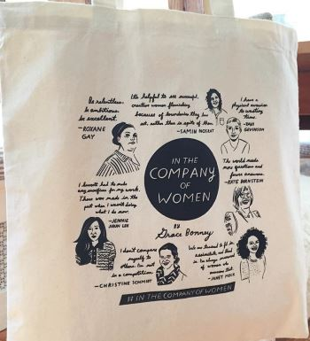 In The Company of Women bag