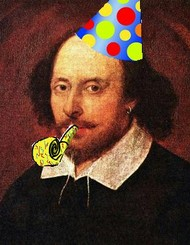 8th Annual Bookish Ball & Shakespeare's Birthday Celebration