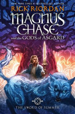 Magnus Chase and the Gods of Asgard, Book 1: the Sword of Summer [SIGNED PRE-ORDER]