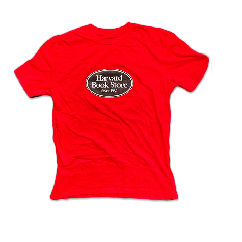 Harvard Book Store Logo T-Shirt (Red)