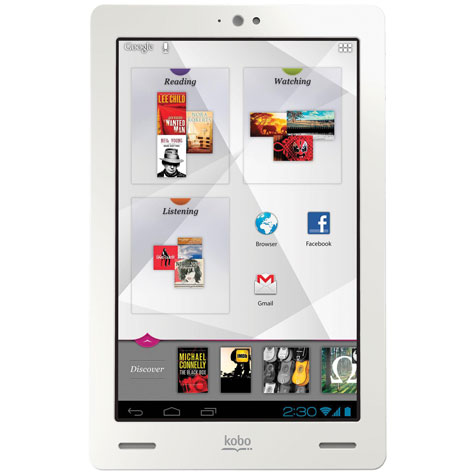Kobo Arc Reader (White)