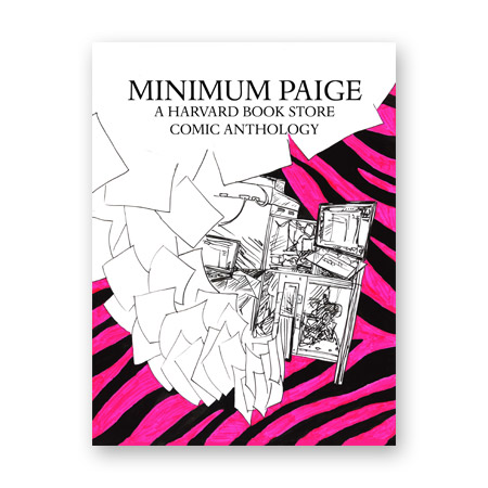 Minimum Paige: A Harvard Book Store Comic Anthology