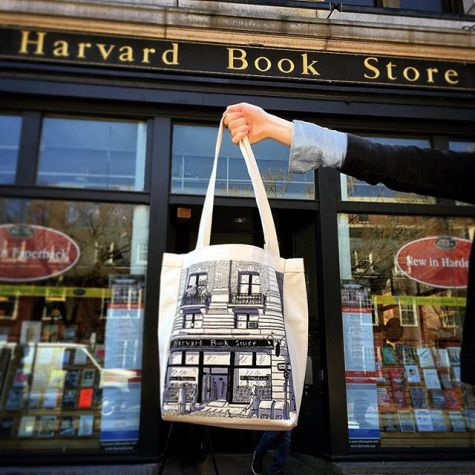 HBS Canvas Bag (Illustrated Storefront)
