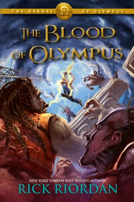 The Blood of Olympus [SIGNED PRE-ORDER]