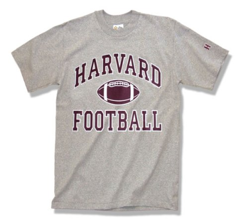 Harvard Football T-Shirt