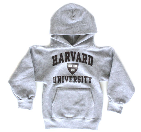 harvard children's sweatshirt