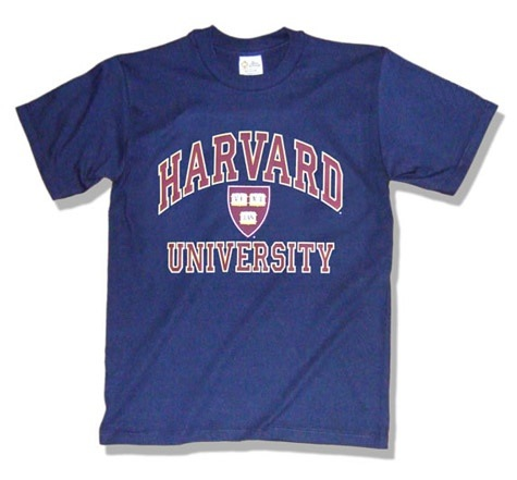 Harvard T-Shirt (Shield)