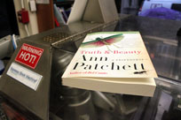 Ann Patchett's Truth & Beauty, printed here at Harvard Book Store!